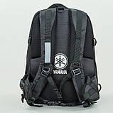 Мото рюкзак для шлема и ноутбука Yamaha Cap, фото 10