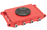 Подкатная опора Noblelift CTA-12 с поворотным диском, грузоподъемность 18 тн