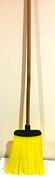 Метла для улицы деревянный (плоская)
