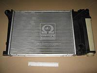 Радиатор охлаждения BMW 3 E36 (90-)/ 5 Е34 (88-) (пр-во Nissens)