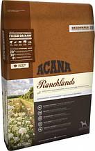 Сухий корм для собак різного віку Акана Acana Ranchlands Dog з м'ясом і рибою 2 кг