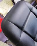 Барный стул B-45 черный искусственная кожа Vetro Mebel, фото 8