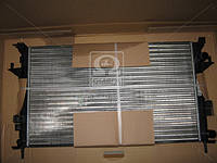 Радиатор охлаждения RENAULT ESPACE IV, LAGUNA II (01-) (пр-во Nissens)