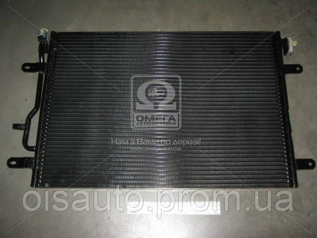 Конденсатор кондиционера AUDI; PORSCHE; VW (пр-во Nissens)