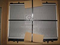 Радиатор охлаждения PEUGEOT 407/ CITROEN C5 2.0 AT (пр-во Nissens)