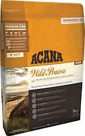 Сухой корм для кошек и котят Акана Acana WILD PRAIRIE Cat с цыпленком и индейкой 340 г