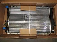 Радиатор охлаждения двигателя AU 100/A6 MT +/-AC 90-97 (Ava)