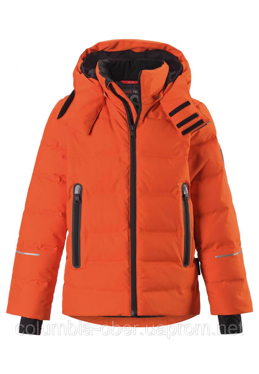 Зимняя горнолыжная куртка пуховик для мальчика Reimatec Wakeup 531427-2770. Размеры 104 - 164.