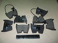 Колодка торм. диск. AUDI A6 передн. (пр-во TRW)
