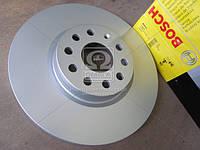 Диск тормозной AUDI Q3, VW JETTA, SKODA YETI передн. (пр-во Bosch)
