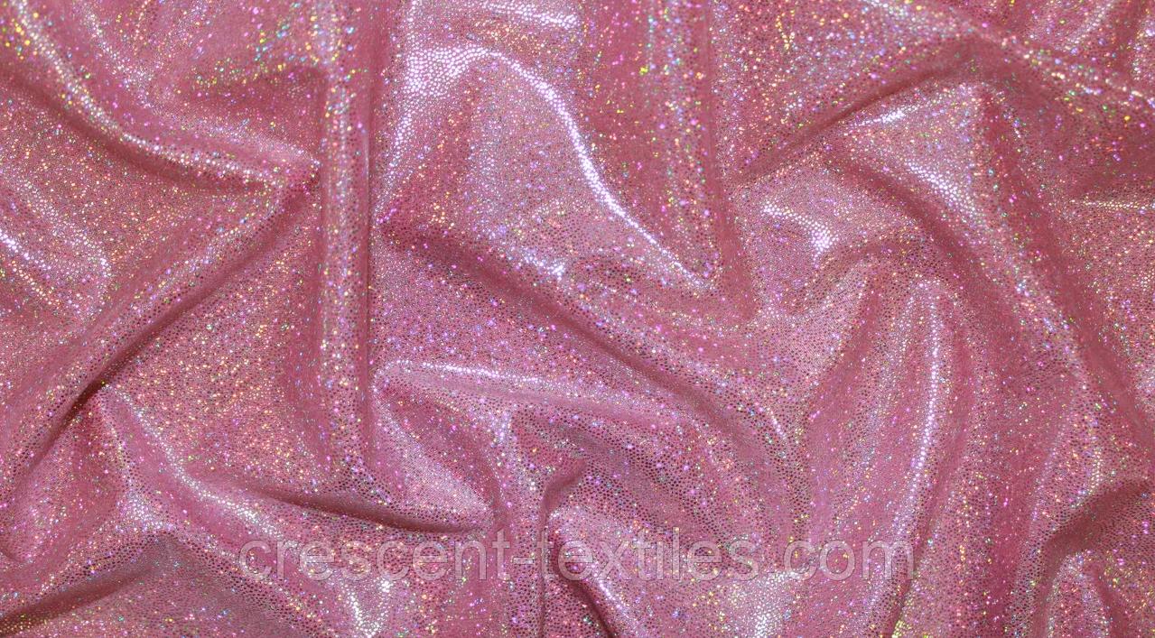 Біфлекс з Напиленням Точки (Світло-Рожевий)