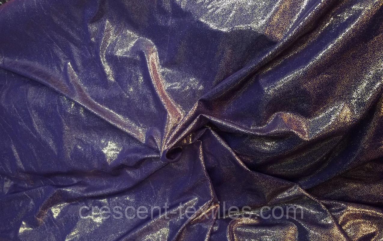 Бифлекс с Напылением Точки (Фиолет С Золотой Напылением)