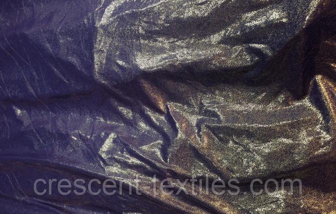 Бифлекс с Напылением Точки (Фиолет С Золотой Напылением), фото 2