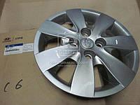Колпак колеса декоративный Hyundai Accent/verna 07-12 (пр-во Mobis)