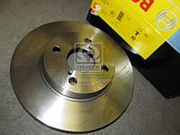 Диск тормозной TOYOTA, передн., вент. (пр-во Bosch)