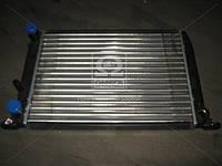 Радиатор охлаждения двигателя AUDI 80 1.6/1.8 MT 86-91 (Ava)