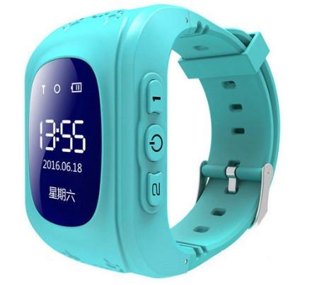 Детские часы Tina Smart Baby Watch Q50 с GPS