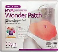 Пластырь для похудения Mymi Wonder Patch (5 штук в упаковке)