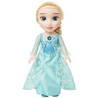 Disney Холодное сердце Поющая кукла Эльза северное сияние Frozen Snow Glow Elsa