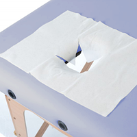 Серветки для масажного столу з отвором Х