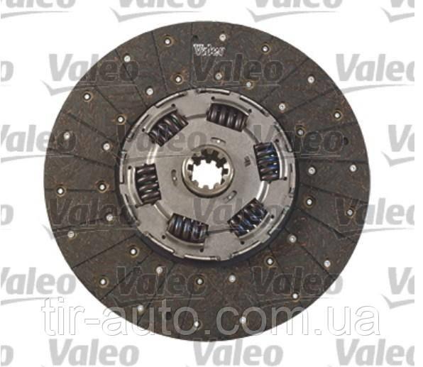 Диск сцепления MAN F90, 2000, TGA (VALEO) 807734