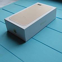Коробка Apple iPhone 7 Plus Gold