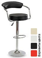 Барный стул Hoker Soho/VIGO регулируемый (барний стілець хокер віго з регулюванням висоти), фото 1