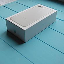 Коробка Apple iPhone 7 Plus Silver