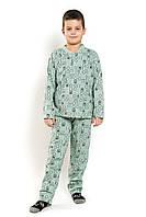 Пижама детская для мальчика Сентина (8-9лет)