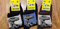 """Дитячі стрейчеві шкарпетки""""ХОМА Master"""" Житомир Динозавр 22-24(10-12 років), фото 1"""