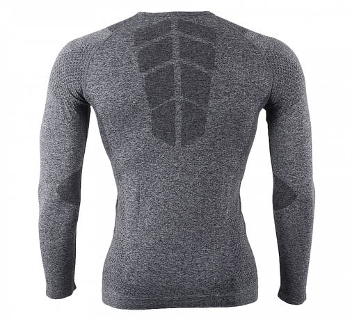 Термокофта чоловіча Dare 2b Men's Zonal III Long Sleeve S-M Grey, фото 2