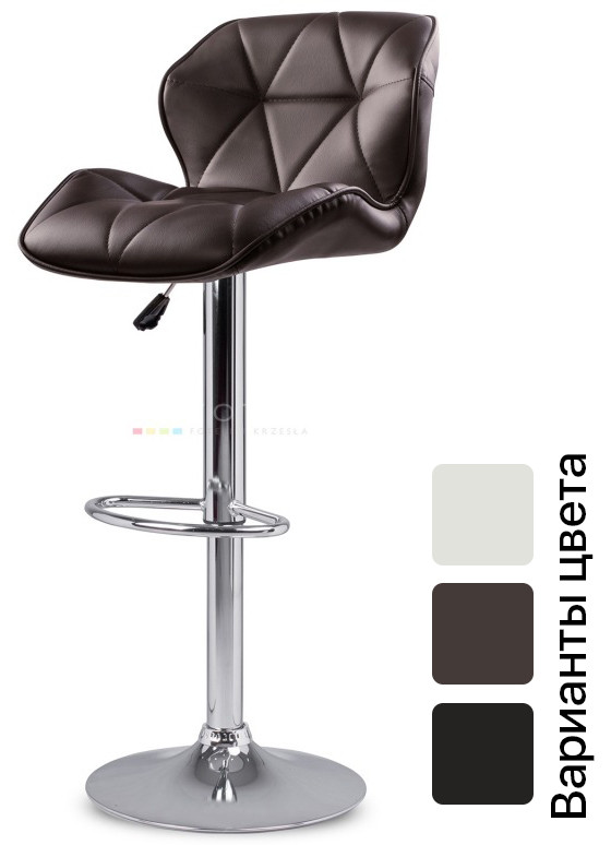 Барний стілець Hoker Castel / SEVILA регульований стільчик крісло для кухні, барної стійки