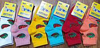 """Дитячі стрейчеві шкарпетки""""ХОМА Master"""" Житомир Кавунчик 14-16(3-4 роки), фото 1"""