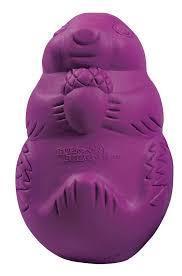 Игрушка для собак PETSAFE Белка, литая резина, под корм, 11см
