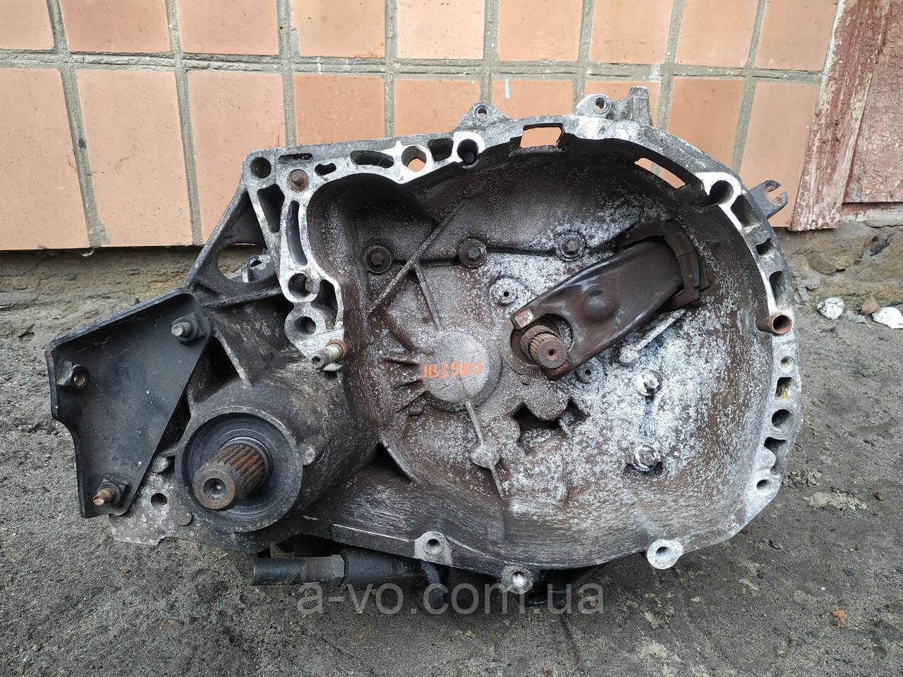 КПП Коробка передач для Renault Clio 2 1.5DCi, JB3980
