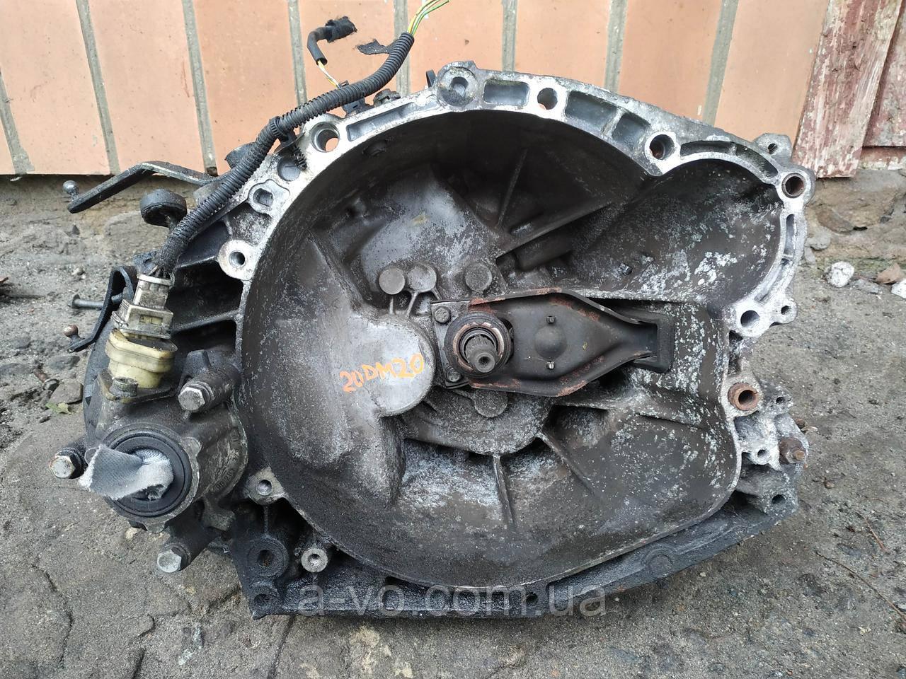 КПП Коробка передач для Peugeot 206 2.0HDI 2003, 20DM20