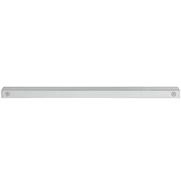 Слайдова тяга ECO-Schulte B (428,5 мм) срібна RAL9006