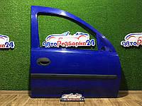 Дверь передняя правая Opel Combo Опель Комбо 2001 - 2011, 12704010