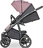 Детская универсальная коляска 3 в 1 Riko Marla 01 Scarlet, фото 5