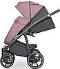 Детская универсальная коляска 3 в 1 Riko Marla 01 Scarlet, фото 8