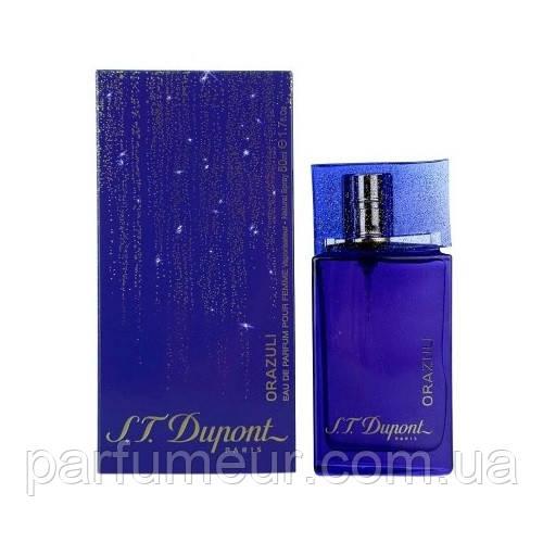 Orazuli Pour Femme S.T. Dupont eau de parfum 50 ml