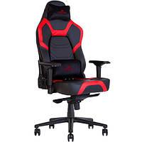 Кресло игровое для компьютера HEXTER (ХЕКСТЕР) XR R4D MPD MB70 01 RED, фото 1