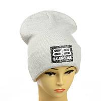 Женская шапка с люриксом - Balenciaga
