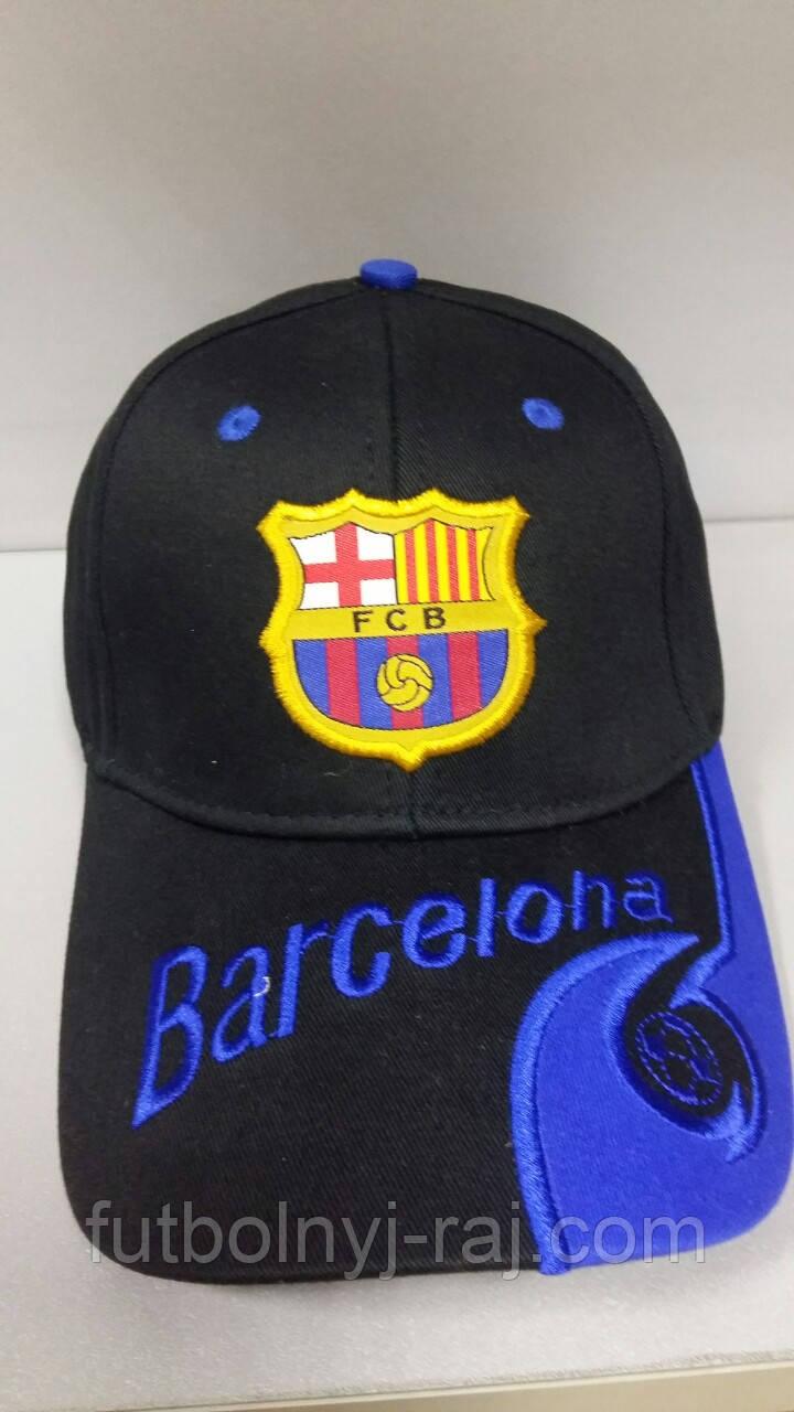Бейсболка FC Barcelona