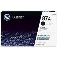 Картридж HP LJ  87A Black (CF287A)