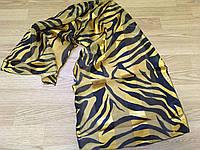 Шарфик атласный 140*40 см, стильные шарфы
