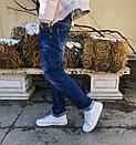 8044 Resalsa джинсы мужские с теркой весенние стрейчевые (30-2,31, 3 ед.), фото 2
