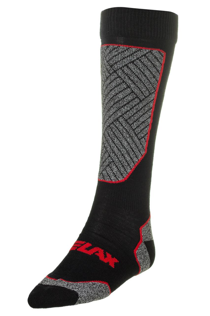 Шкарпетки лижні Relax Alpine RS031 L Black
