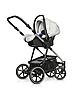 Детская универсальная коляска 3 в 1 Riko Swift Premium 14 Platinum, фото 5