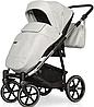 Детская универсальная коляска 3 в 1 Riko Swift Premium 14 Platinum, фото 6